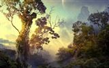 Title:imagine trees planet-Natural scenery wallpaper Views:6717