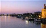 Title:inland dusk seville spain-City Travel wallpaper Views:5509