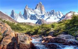 Title:mountains river-Natural scenery wallpaper Views:9653