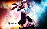Title:riruka-Cartoon character design desktop wallpaper Views:4034