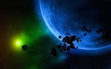 Title:Amazing universe space theme wallpaper Views:9986