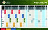 Title:Schedule -Euro 2012 HD desktop wallpaper Views:5067