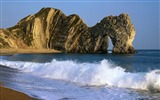 Title:durdle door-England Landscape Wallpaper Views:7716