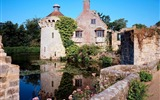Title:scotney castle-England Landscape Wallpaper Views:5698