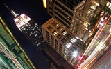 Title:Empire State Building Night-Cities photography wallpaper Views:9254
