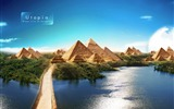 Title:City travel landscape Desktop wallpaper Views:10651