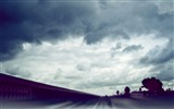 Title:Dark clouds scenery-City LOMO wallpaper Views:7723