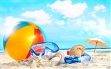 Title:holiday-Summer landscape wallpaper Views:23673
