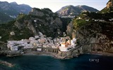 Title:A small town on the Amalfi Coast of Italy most Atrani-Bing Wallpaper Views:40126