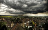 Title:Before the storm the town of Rye United Kingdom-Bing Wallpaper Views:12208