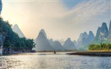 Title:Lijiang River Guilin China-Nature Landscape Wallpapers Views:9982