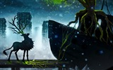 Title:Amazing Cartoon characters Desktop wallpaper Views:8424