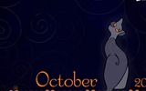 Title:Blue October-October 2012 calendar wallpaper Views:5606