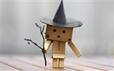 Title:Danbo-2012 Happy Halloween theme Wallpapers Views:5888