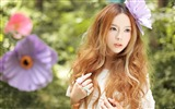 Title:Fantasy Wizard Princess Peizi chi photo HD wallpaper Views:7368