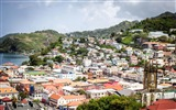 Title:Fort George Grenada-architectural landscape wallpaper Views:4133