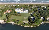 Title:Jupiter island Aerial view Florida-architectural landscape wallpaper Views:7777