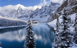 Title:Ice and snow-winter scenery Desktop Wallpapers Views:19405