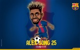 Title:ALEX SONG-FC Barcelona Club HD Wallpaper Views:10797