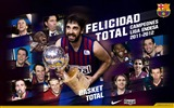 Title:CHAMPIONS basket-LEAGUE ENDESA 2011-12-FC Barcelona Club HD Wallpaper Views:5595