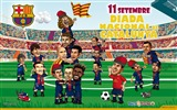 Title:DIADA 2012-FC Barcelona Club HD Wallpaper Views:9735