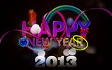 Title:Happy New Year 2013 theme desktop Wallpaper 02 Views:12004