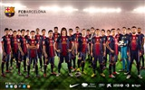 Title:SQUAD 2012-13-FC Barcelona Club HD Wallpaper Views:49485