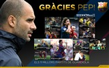 Title:THANKS PEP-FC Barcelona Club HD Wallpaper Views:4926