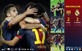 Title:The classic-FC Barcelona Club HD Wallpaper Views:4595