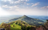 Title:hohenzollern castle-Landscape with beat wallpaper Views:6134