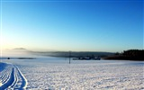 Title:snow capped-beautiful winter landscape wallpaper Views:7379