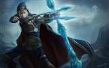 Title:League of Legends-2012 Game Featured HD Wallpaper Views:16728