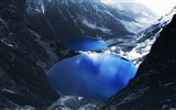 Title:Mountain Lake-beautiful natural landscape Wallpaper Views:2931