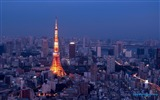 Title:Tokyo Tower Japan cities landscape photography wallpaper 01 Views:4704