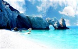 Title:Sunny Beach Nature Landscape Wallpaper Views:11458