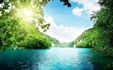 Title:Beautiful natural scenery widescreen wallpaper Views:23525
