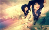 Title:arly rae jepsen call me maybe-Creative Design widescreen wallpaper Views:4308