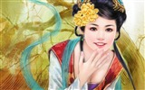 Title:asian art-Drawings creations HD Wallpaper Views:5519
