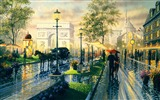 Title:paris walk by ken shotwell-Drawings creations HD Wallpaper Views:4160