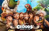 Title:The Croods 2013 Movie HD Desktop Wallpaper Views:8389