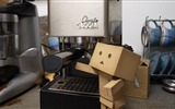 Title:coffee maker kitchen cups-Danboard boxes robot photo HD Wallpaper Views:3614