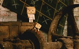 Title:friends stairs walk-Danboard boxes robot photo HD Wallpaper Views:9523