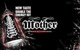 Title:mother energy drink drink energy logo-Brand advertising HD Wallpaper Views:3394