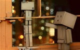 Title:steam glass curiosity-Danboard boxes robot photo HD Wallpaper Views:4527