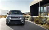 Title:2014 Land Rover Range Rover Sport Auto HD Desktop Wallpaper Views:19077