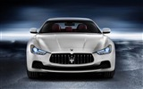 Title:2014 Maserati Ghibli Auto HD Desktop Wallpaper Views:9364