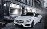 Title:2014 Mercedes-Benz CLA45 AMG Auto HD Desktop Wallpaper Views:12567