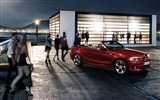 Title:BMW red classic 1 Series Convertible car HD wallpaper 07 Views:1914