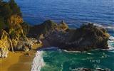 Title:Coast National Scenic-2013 Bing theme widescreen wallpaper Views:4152