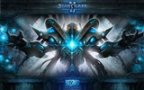 Title:The 15th anniversary of the StarCraft series theme HD wallpaper Views:5260